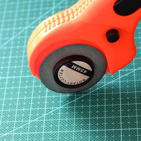 Круговой роликовый нож для резки - 45 мм.-1088
