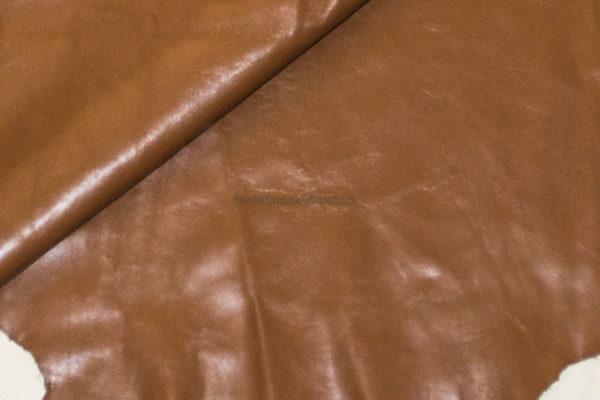 Кожа МРС, светло-коричневая, 42 дм2.-849040