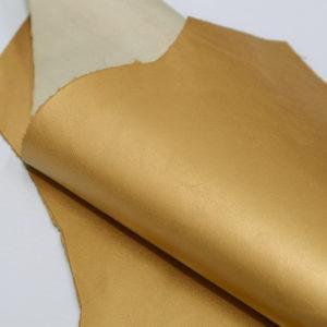 Кожподклад МРС, золото, 32 дм2.-104063