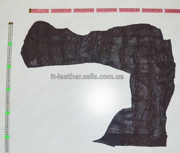 Велюр МРС с тиснением, коричневый, 20 дм2.-915041