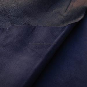 Велюр МРС, сапфировый (тёмно-фиолетовый), 27 дм2.-165107