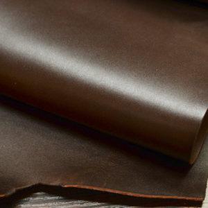 Ременная КРС, тёмно-коричневая-01390