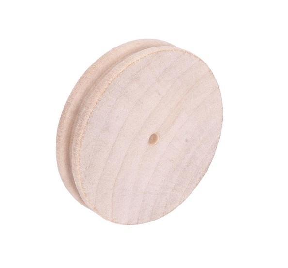 Полировщик торца кожи (круглый)-1039