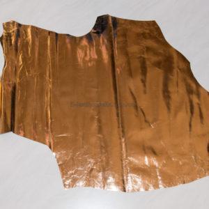 Кожа МРС, розовое золото, 38 дм2.-760093