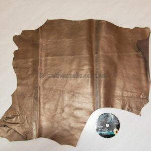 Кожа МРС, бронзовая, 39 дм2.-633026