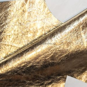 Кожа МРС, светлое золото, 30 дм2.-910042