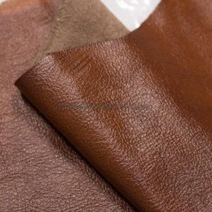 Кожа КРС, рыже-коричневая, 30 дм2.-990127