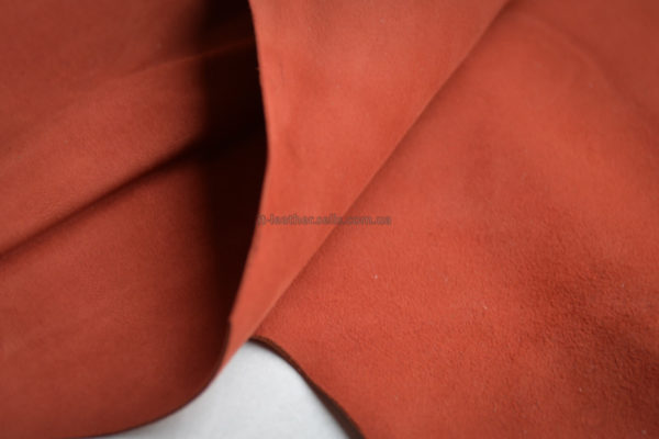 Велюр МРС, тёмно-рыжий, 27 дм2.-165056