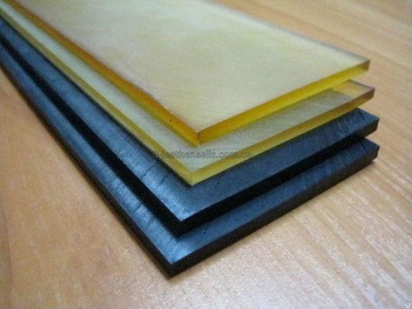 Полиуретан листовой 260х290х6 мм.