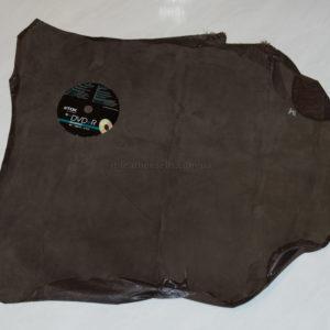 Велюр МРС с дублировкой, коричневый, 26 дм2.-740103