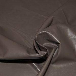 Кожа одёжная МРС, серо-коричневая, 8 фут. (74 дм2)-200902