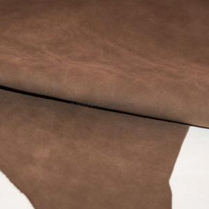 Нубук КРС, коричневый, 121 дм2.-051311