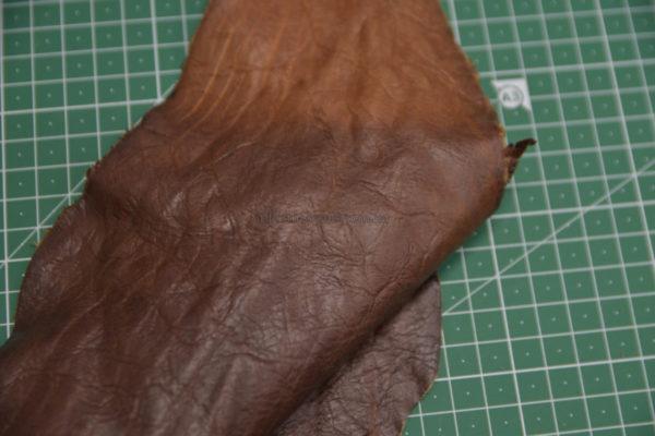 Обрезки и лоскут кожи-131245