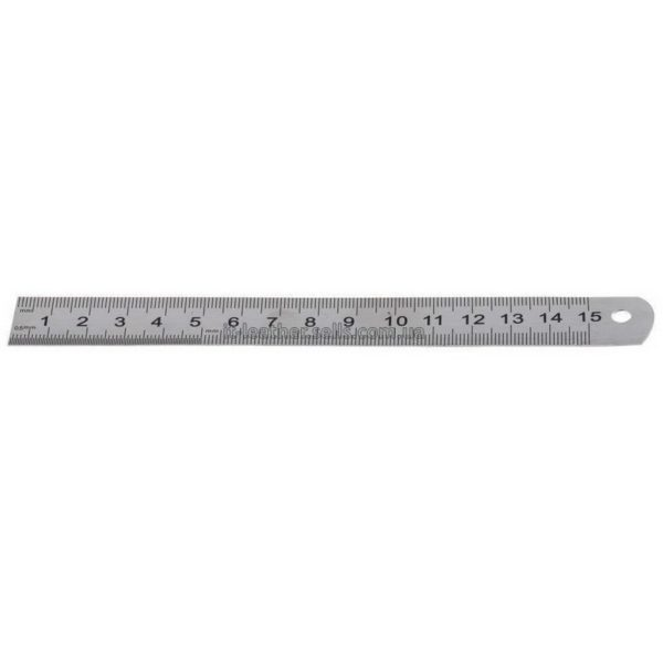 Линейка стальная (50 см.)-1103