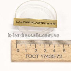 Украшение на усиках, 46х9 мм. LC (Бронза)-00233