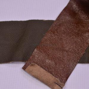 Обрезки и лоскут кожи-131206