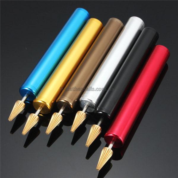 Ручка для окраса края кожи, чёрная-1031