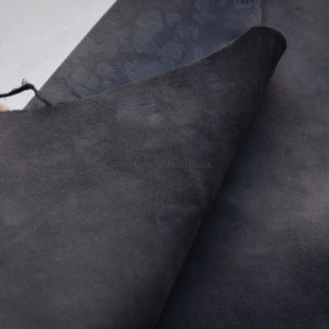 Велюр МРС, серо-голубой, 28 дм2.-165078
