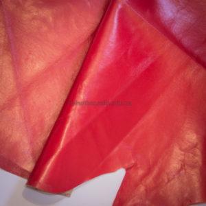 Кожа МРС, красная, 40 дм2-909011