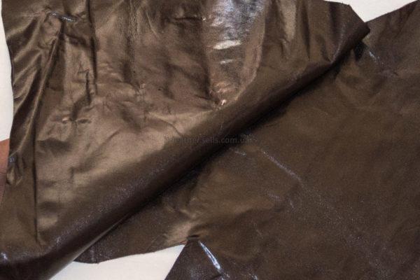 Кожа МРС, тёмно-коричневая, 25 дм2.-849087