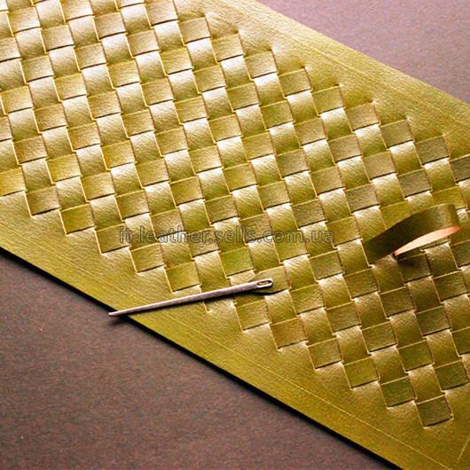 Игла для шитья шнуром с двойным зажимом-1111
