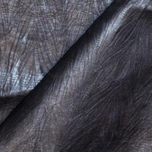 Кожа МРС с тиснением, чёрная, 25 дм2.-910046