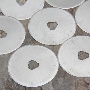 Запасные лезвия для роликового ножа (45 мм)-1007