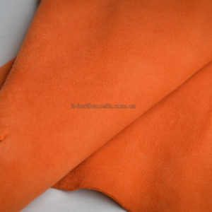 Велюр МРС, оранжевый, 52 дм2-165039