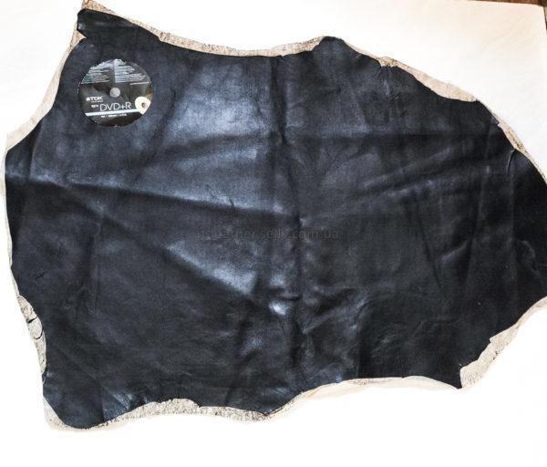 Кожа МРС, чёрная, 45 дм2.-762048