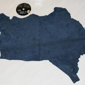 Велюр МРС, синий 23 дм2.-740107
