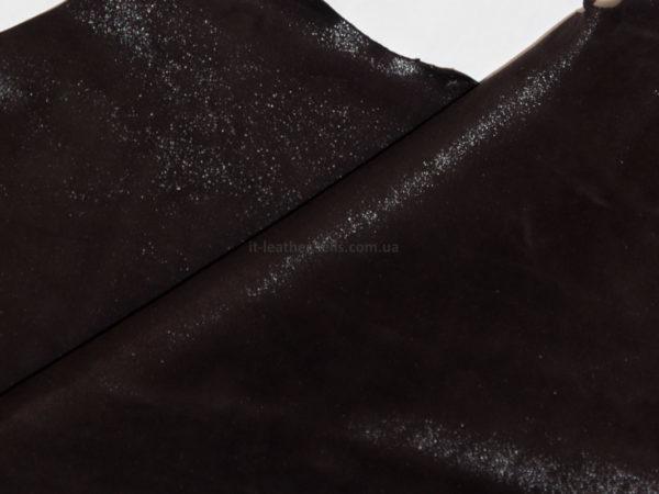 Велюр МРС с напылением, тёмно-коричневый, 19 дм2.-910098