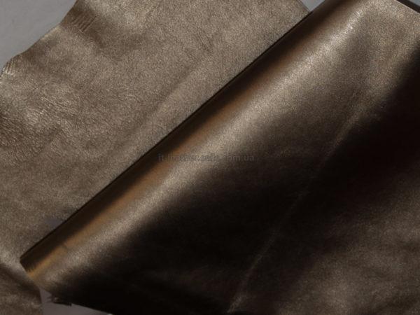 Кожа МРС, светло-бронзовая, 21 дм2.-910097