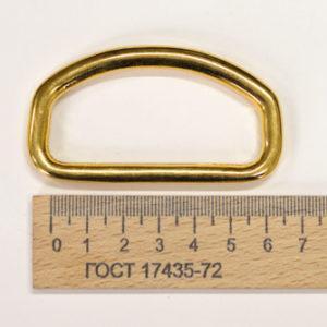 Ручкодержатель, 55 мм. Золото-00331