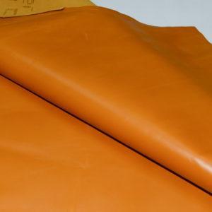 Кожа КРС, жёлто-оранжевая, 112 дм2.-101007