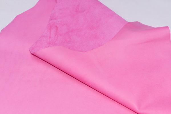 Кожа МРС, пурпурная, 57 дм2.-101108