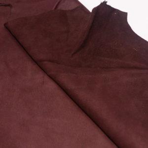 Велюр МРС, бордовый, 38 дм2-101117