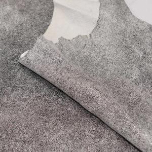 Велюр МРС с напылением, серый, 39 дм2.-101128