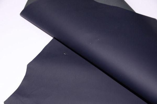 Кожа МРС, синяя, 31 дм2.-101191