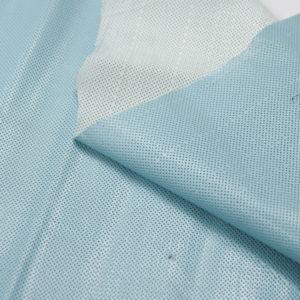 Кожа МРС с перфорацией, голубая, 38 дм2.-101204