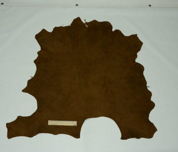 Велюр МРС, коричневый, 48 дм2.-102017
