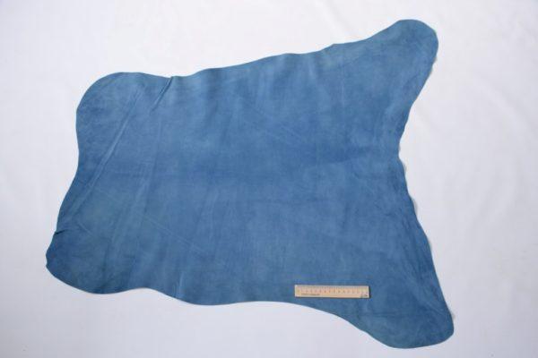Велюр МРС, голубой, 57 дм2, Russo di casandrino S.p.A.-102046