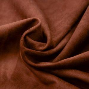 Велюр МРС, коричневый, 74 дм2. Russo di casandrino S.p.A.-102088
