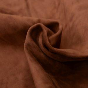 Велюр МРС, коричневый, 59 дм2. Russo di casandrino S.p.A.-102090