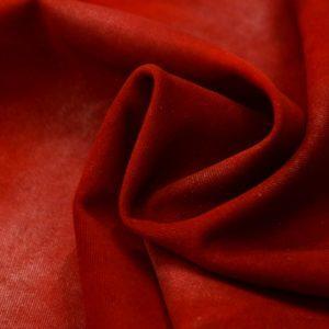 Велюр МРС, красный с полосами, 53 дм2, Russo di casandrino S.p.A.-102105