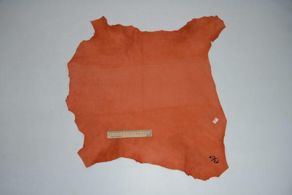 Велюр МРС, коралловый, 32 дм2-103001