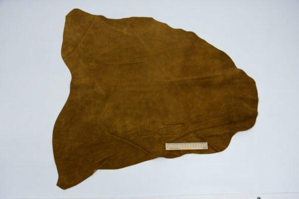 Велюр МРС, коричневый, 44 дм2. Russo di casandrino S.p.A.-103040