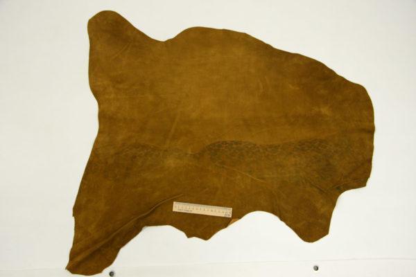 Велюр МРС, коричневый, 48 дм2. Russo di casandrino S.p.A.-103048