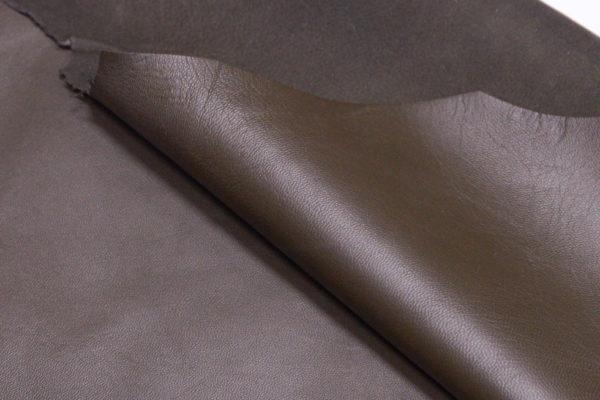 Кожа МРС, коричнево-оливковая, 59 дм2.-103090