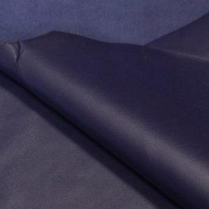 Кожа МРС, синяя, 54 дм2.-103091