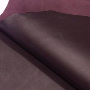 Кожа МРС, тёмно-фиолетовая, 36 дм2.-103122